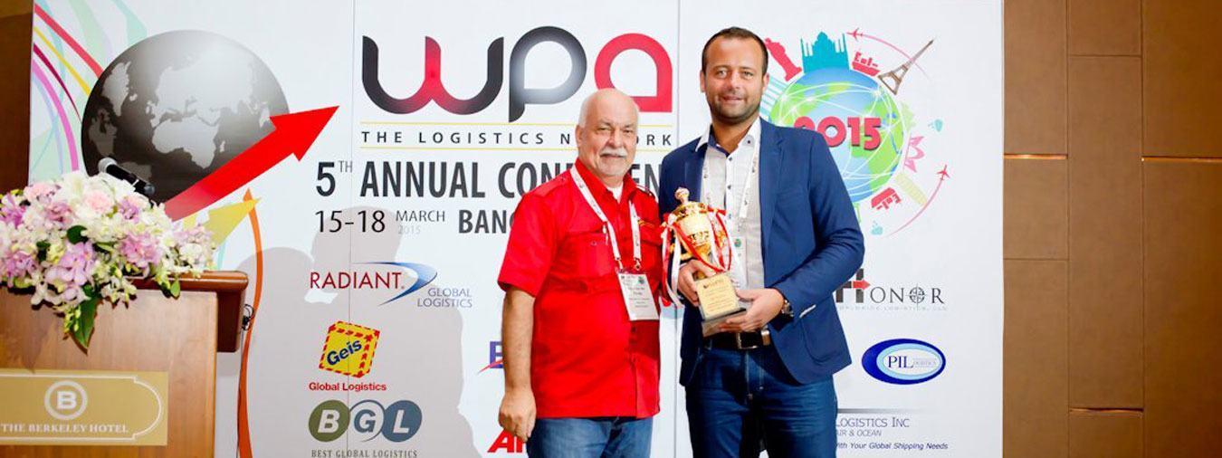 SONORA получает награду за лучшую коммуникацию на международной конференции WPA