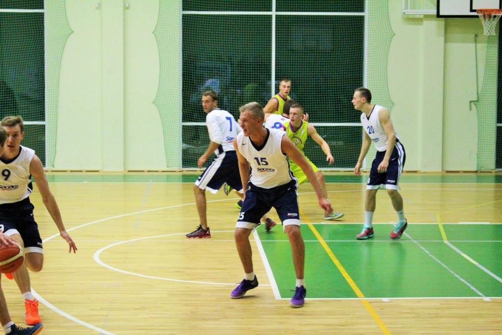 Новый баскетбольный сезон уже начался