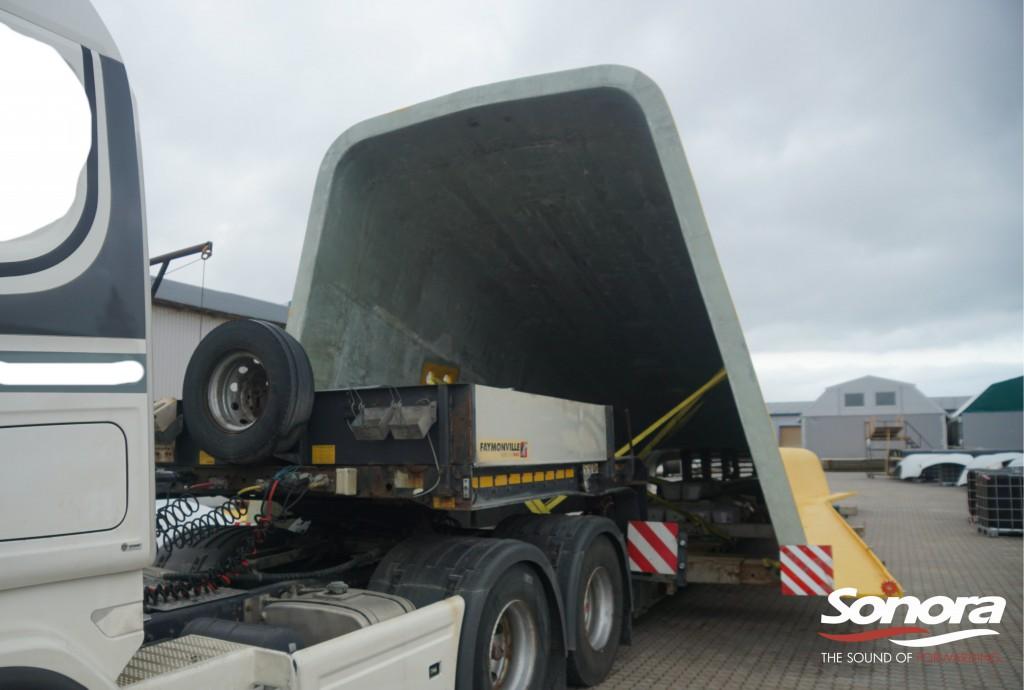 перевозке сложных и нестандартных грузов