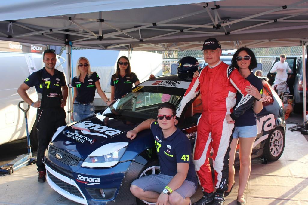 Команда «SONORA Racing» провела очередные соревнования
