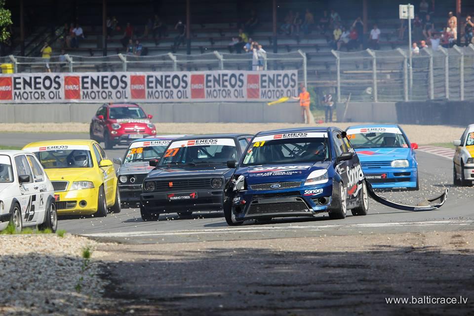 Чемпионата Балтии по шоссейным автогонкам